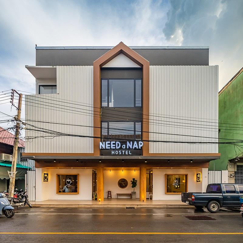 Need A Nap Hostel Phrae 134 Soi Charoen Muang 2, Nai Wiang,